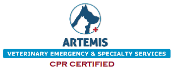 Artemis Veteran Emergency & Specialty Services - Pet CPR Certified logo